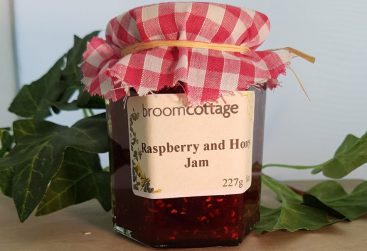 raspberry-honey-jam